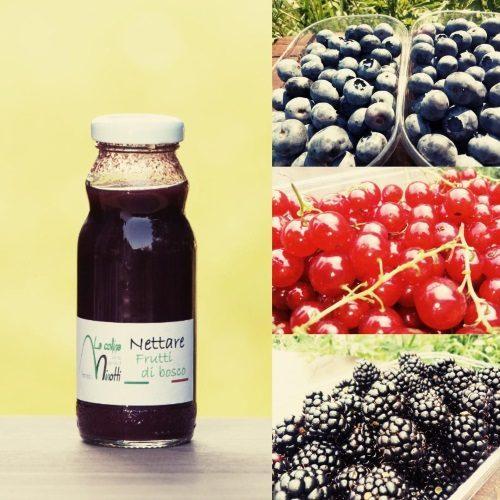 nettare ai frutti di bosco azienda agricola la collina di francesco minotti